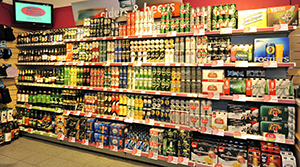 Londis areley kings supermarket store shop and post office - Buying premium bonds from post office ...